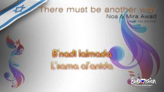 Watch Noa  Mira Awad There Must Be Another Way video