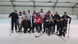 Хоккей Helidrive