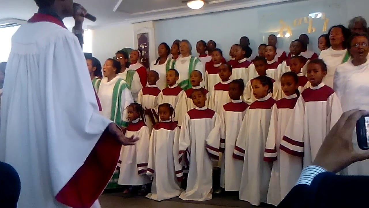 Apostolic church  Ethiopia of Gerji Amen chior Yewntu wengele Addis Ababa 31 12 17
