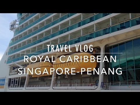 TRAVEL VLOG: Royal Caribbean Mariner of the Seas | Dec 2016