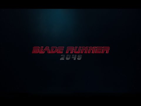 Blade Runner 2049 Announcement streaming vf