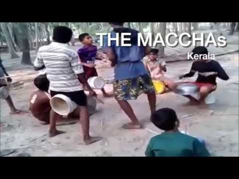 India's Hidden Talent - The Macchas from Kerala - Local band