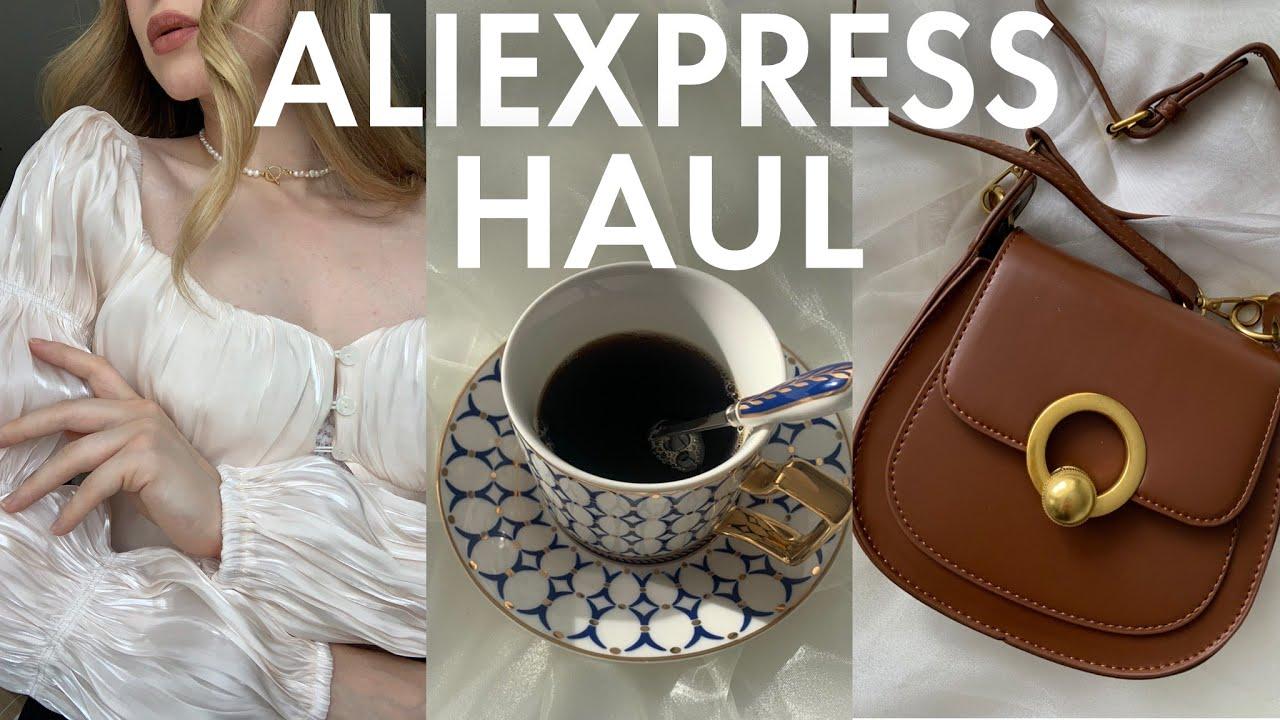 ALIEXPRESS HAUL | РАСПАКОВКА БОЛЬШОГО ЗАКАЗА С АЛИЭКСПРЕСС