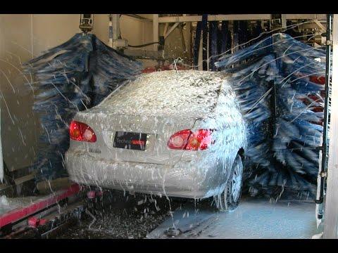 Pakistan's First Automatic Car Wash in Rawalpindi | Life Skills TV