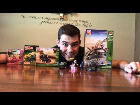 Buying FAKE LEGO At Dollar General!