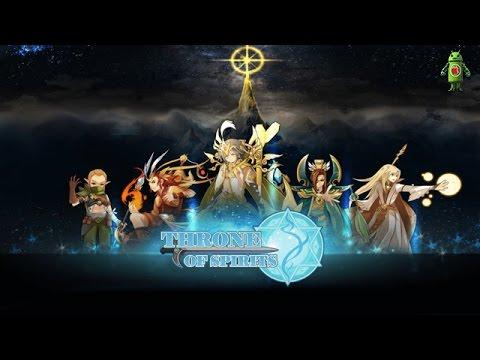 Throne of Spirits iOS Gameplay HD