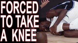 Jonathan Isaac -Forced To Take A Knee!