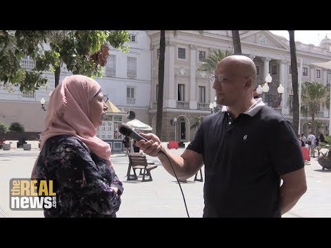 Manal Tamimi: Freedom Flotilla Shows People Still Believe In Justice For Palestinians