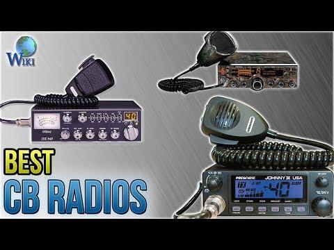 8 Best CB Radios 2018