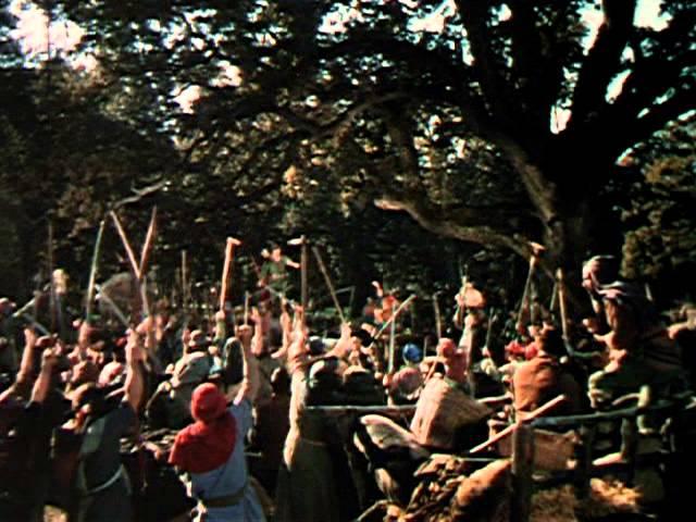 The Adventures of Robin Hood - Trailer