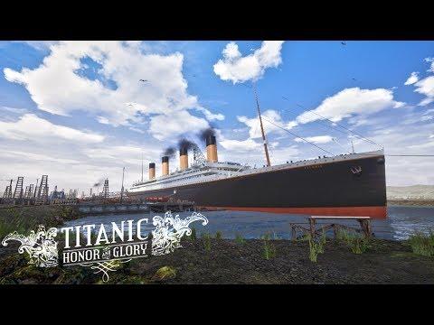 Короче говоря, Я НА ТИТАНИКЕ! Titanic Honor And Glory