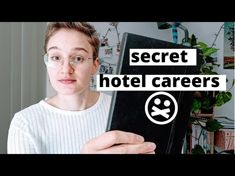 Secret Hotel Careers and Jobs Revealed! | Hospitality Industry Careers | Hotel Industry Management