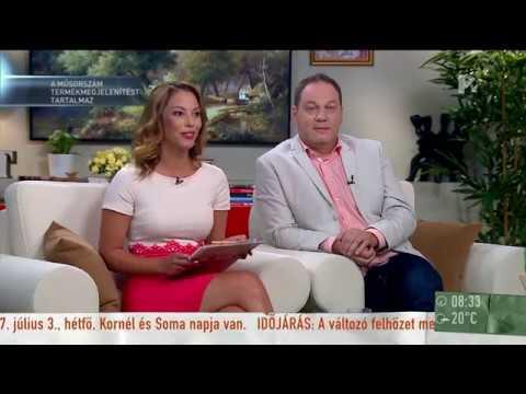 Mazsi őszintén beszélt a 30 kilós fogyás előnyeiről és hátrányáról - tv2.hu/mokka