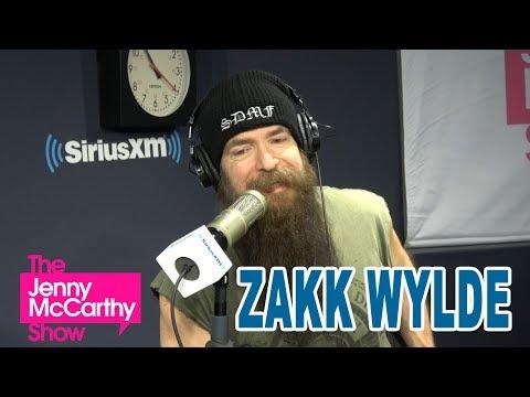 Zakk Wylde on The Jenny McCarthy Show