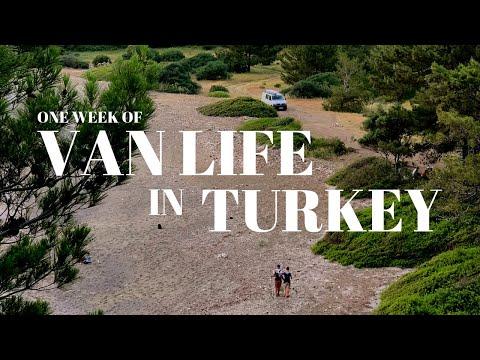 #VANLIFE in TURKEY