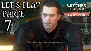 TW3 (ULTRA) Blood and Wine max dificultad - Let's Play Parte 7