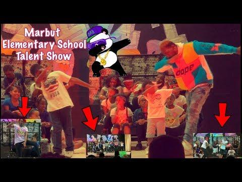 Marbut Elementary School Talent Show (Atlanta Georgia)