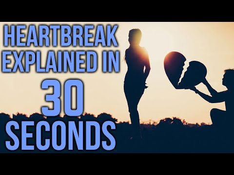 A Broken Heart Explained In 30 Seconds