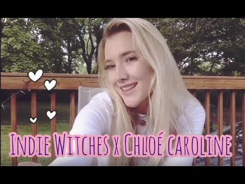 Chloé Caroline x Indie Witches