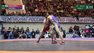 80 кг. Бронза. Хусейн Жангузаров - Азамат Хакулов
