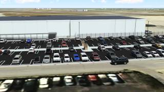 Chattanooga Airport Rental Car Expansion