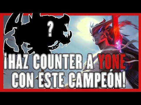 ¡Este es el COUNTER de YONE! 🐊 | League of Legends | PBE