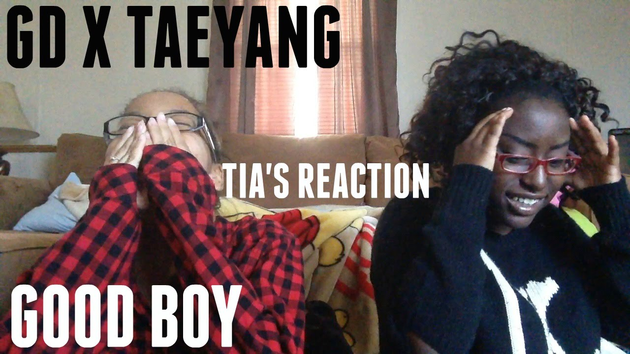 Gd good boy reaction to twins