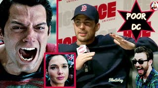 """Chris Evans Says """"Marvel's Worst Mistakes Are DC's Biggest Blessings"""" - Funny Interview"""
