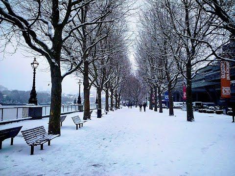 اغلاق مئات المدارس في بريطانيا بسبب تساقط كثيف للثلوج  - نشر قبل 2 ساعة