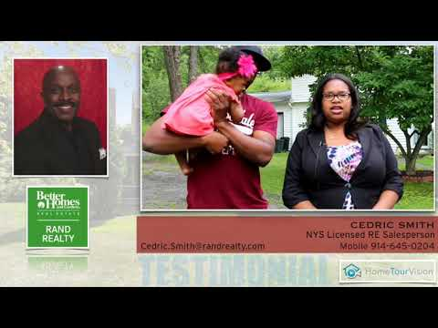 Cedric Smith   Better Homes and Gardens Rand Realty   Client Testimonial