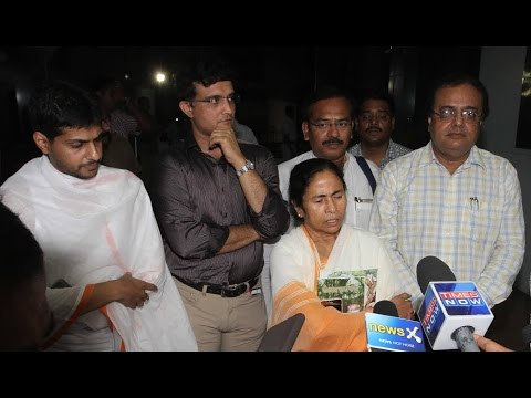 Mamata Banerjee Paves Way for Sourav Ganguly to Become Bengal Cricket Boss