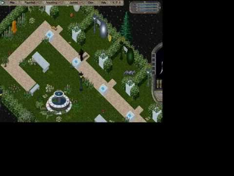 Ultima Online: Whispering Pines; Creating a character and apprentice quest (Purple letter to Lothar)