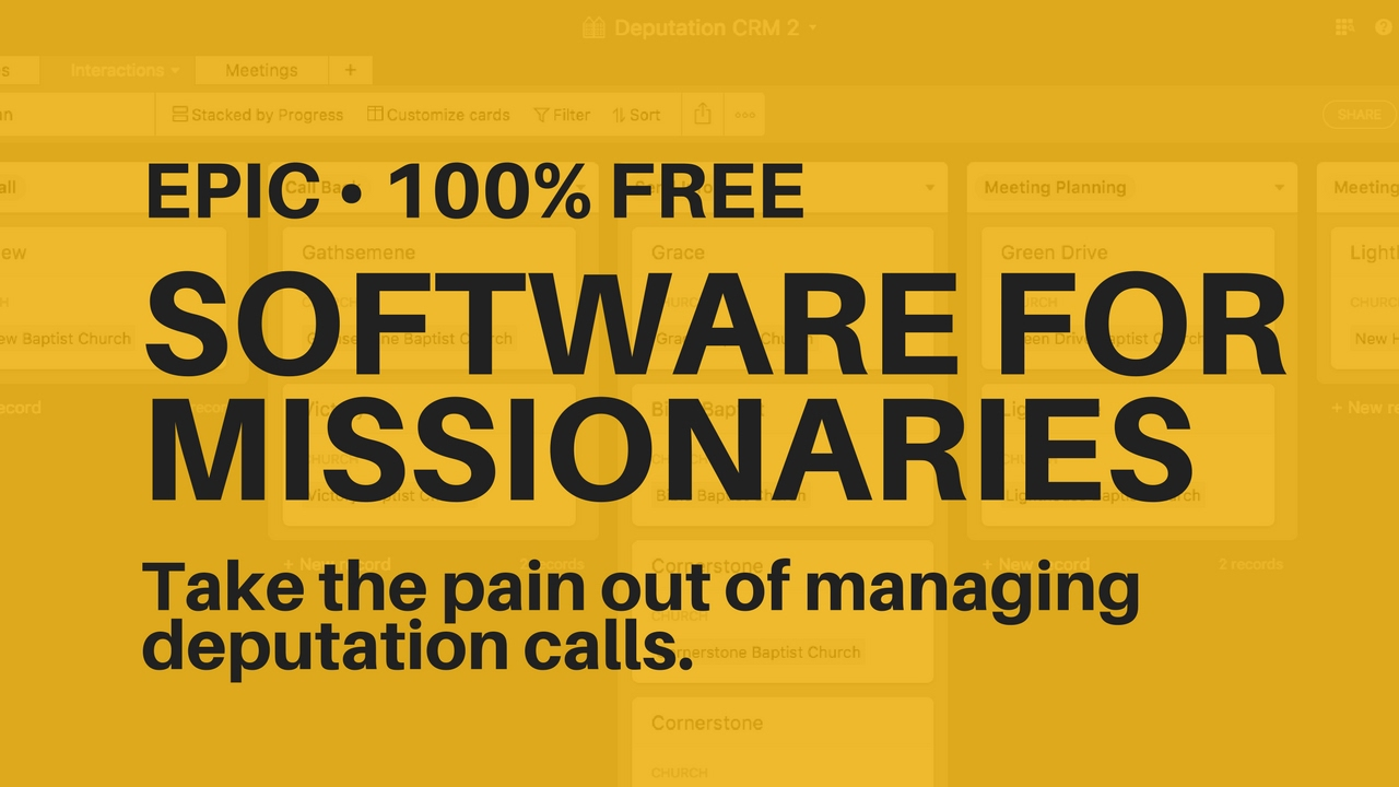 Epic free software for missionaries youtube epic free software for missionaries 1betcityfo Choice Image