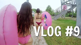 VLOG#9 SWIMMING AT WILD WATERWORKS! | Nikka Peralta