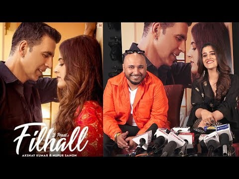 Kriti Sanon Sister Nupur Sanon Celebrate's Success Of Her Song Filhall Wid Akshay Kumar & B Praak Mp3