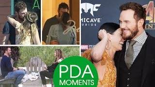 Chris Pratt and NEW girlfriend Katherine Schwarzenegger Romantic and Hottest PDA Moments 2018