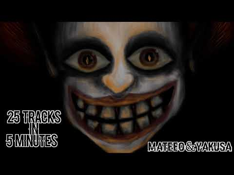 25 TRACKS IN 5 MINUTES [Dj MateeO]