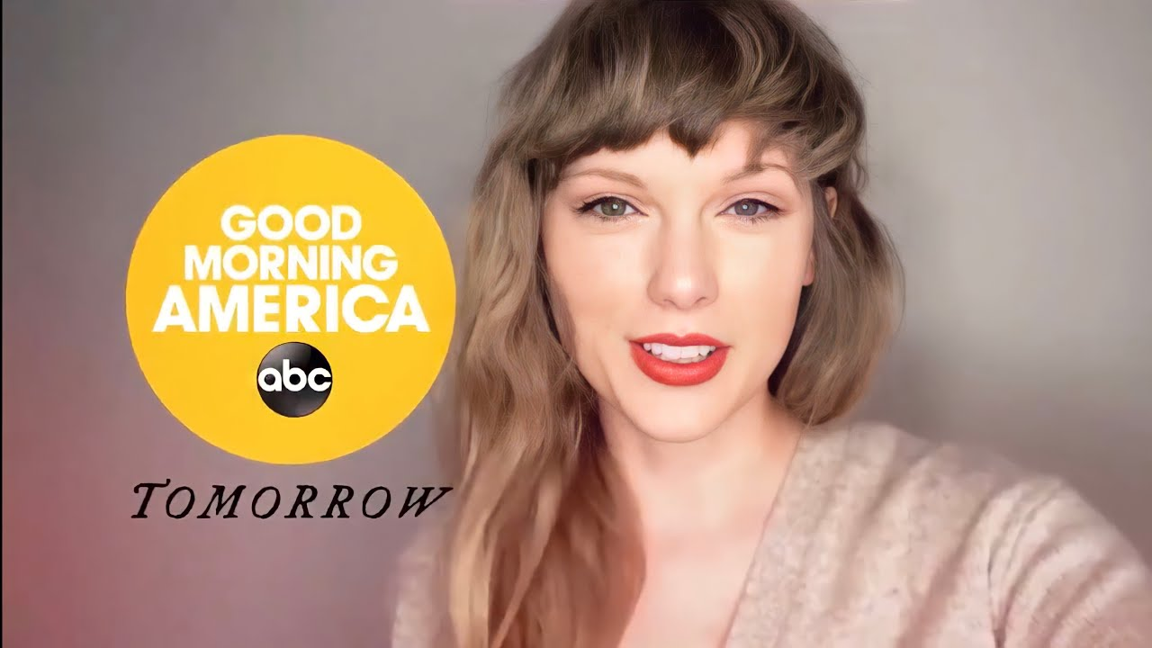 GMA | Taylor Swift's Surprise Announcement is Coming Tomorrow