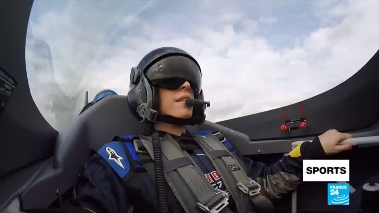 فرانس 24:Get a taste of what the Red Bull Air Race is all about!