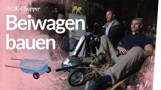 AOK-Chopper Beiwagen –Kliemobil bauen | Kliemannsland