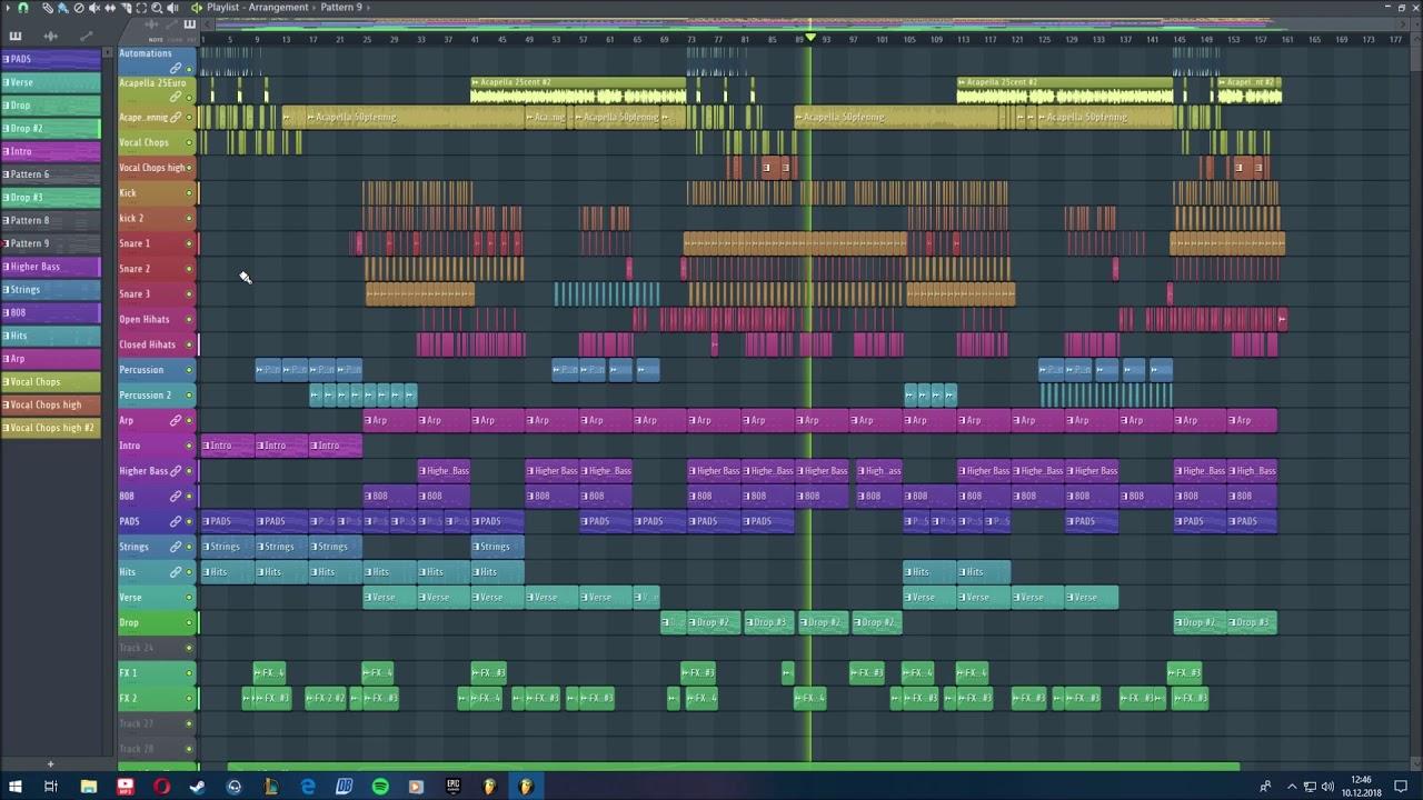 50 Cent feat. Justin Timberlake - Ayo Technology (Dinosaur Remix) FLP