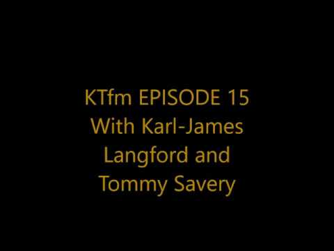 ALIENS Vale Of Glamorgan Radio Podcast KTfm The Latest Episode Tommy Savery And Karl-James Langford