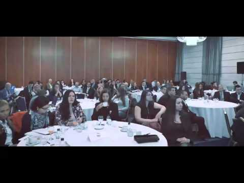 One Coin Founder Dr  Ruja Ignatova - Fourth EU Southeast Europe Summit! Onecoin reps share :)