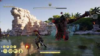 New Cyclops Boss - Killing Steropes - Assassin's Creed Odyssey - HD