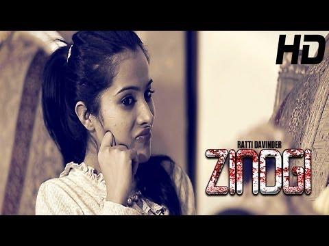 ZINDGI | Full Song | Ratti Davinder | Feat. Hammy Kahlon | Korona Productions | Official HD Song