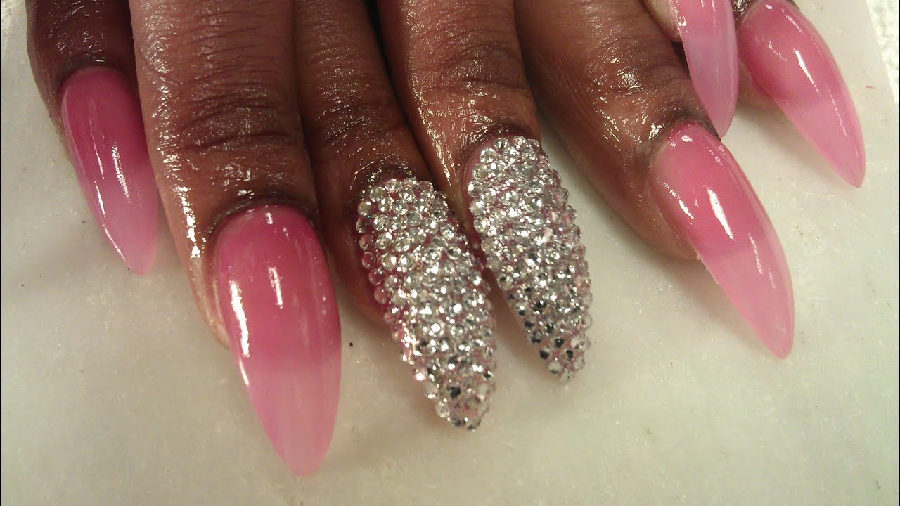 learn how to make acrylic nails