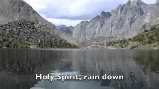 Holy Spirit Rain Down Alvin Slaughter w lyrics