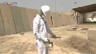 العراق يعثر على جهاز المواد المشعة