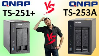 the QNAP TS-251 vs The QNAP TS-253A - QNAP NAS HDMI 2016 Faceoff featuring TS-253A-4G & TS-251-2G