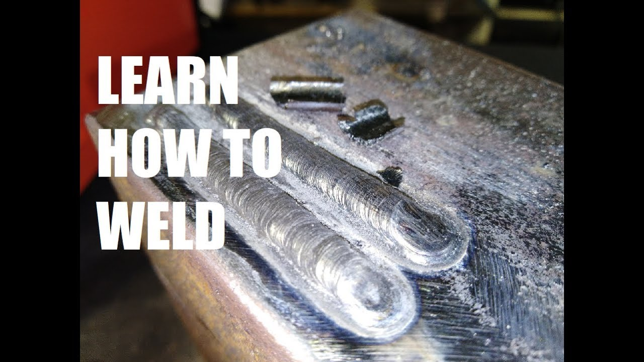 Part 1 Learn How To Weld So You Can Build A Rocket Stove Youtube